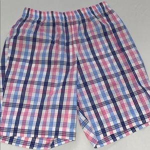 Never Worn Bella Bliss Plaid Shorts